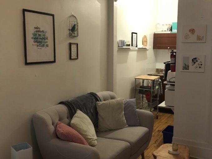 McGill Ghetto – Studio – september